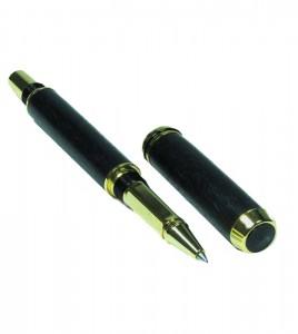 Bog Oak Rollerball Pen