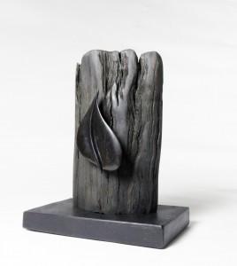 Bog Oak Sculpture