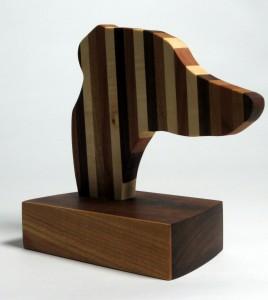 Greyhound Wooden Trophy 6