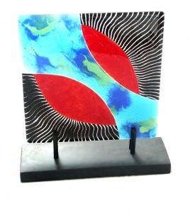 Glass Award Square