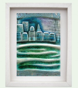 Cityscape-Michele-Hannan-Irish-Ceramics