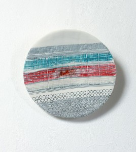 Red-Horizon-Plate-Michele-Hannan